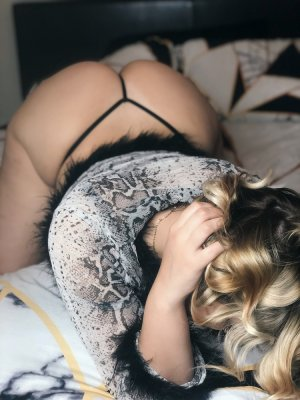 Gwennan independent escort in Jefferson Hills PA